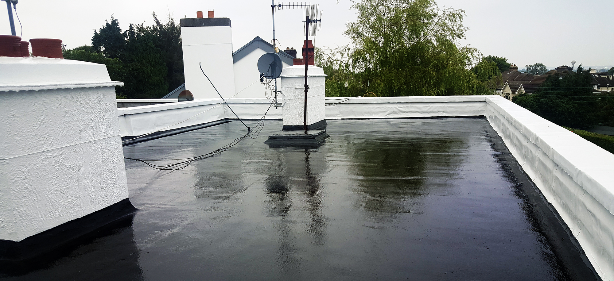 WeatherStop and FlexiStop products from MSP Coatings Ltd.
